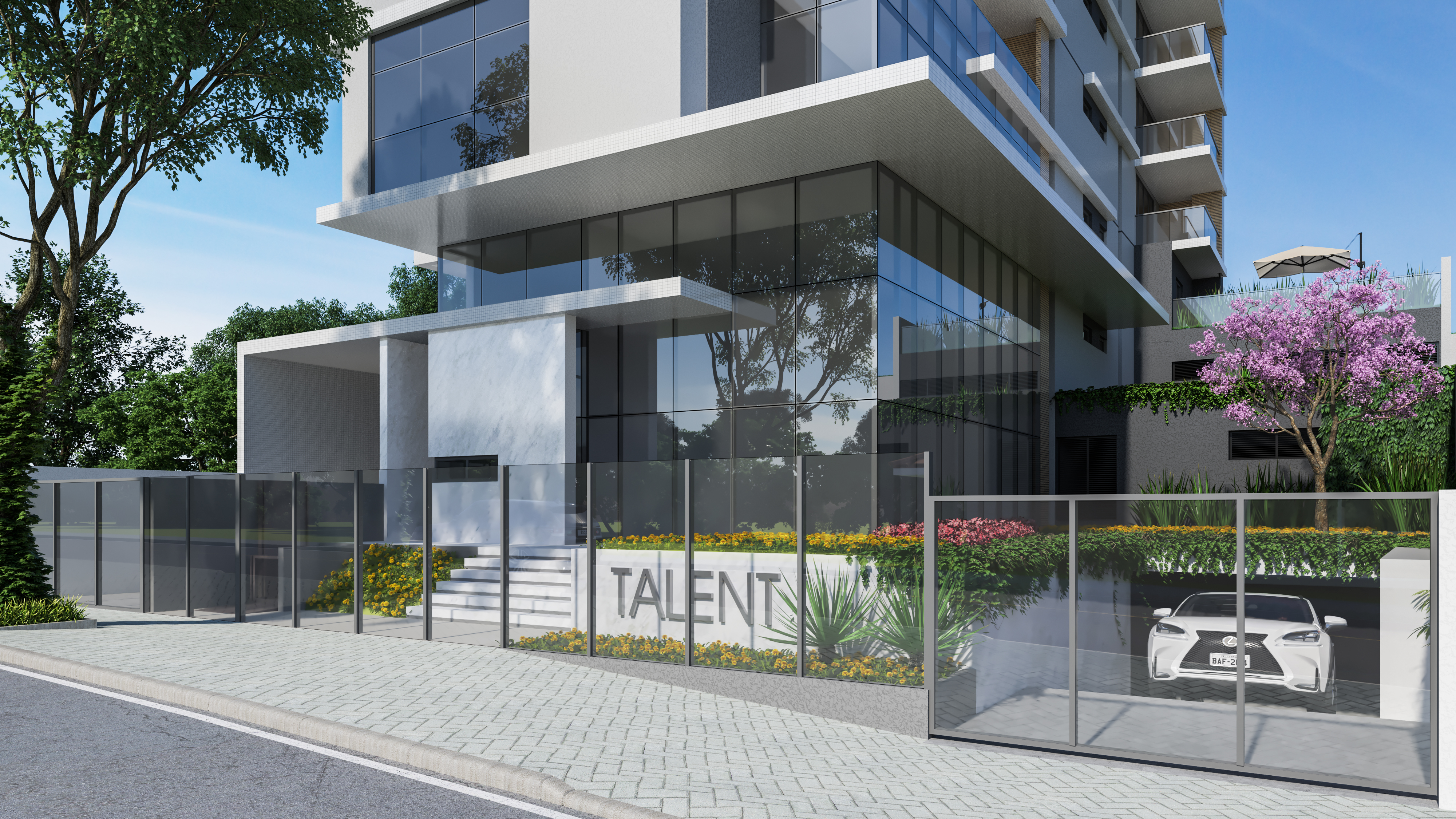 Talent Residence